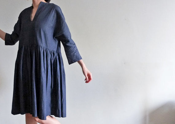 TRIBECA CHAMBRAY Dress