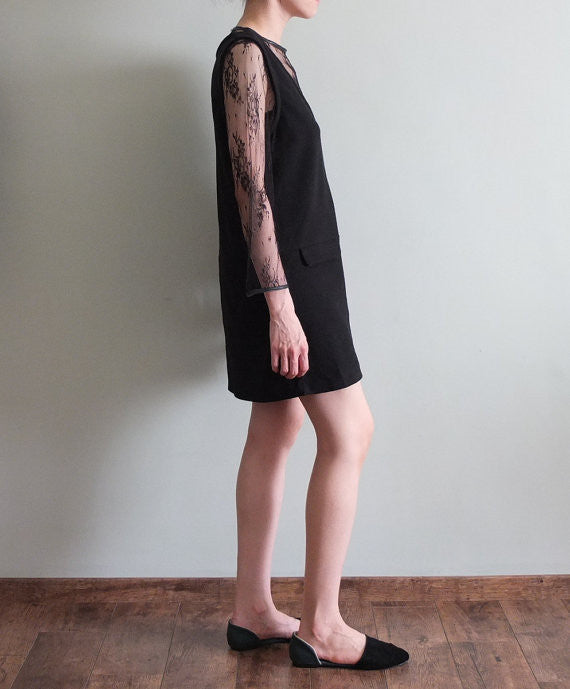 Cashmere dress-SOLD OUT