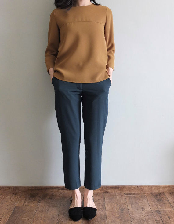 Minimalist top -sold out