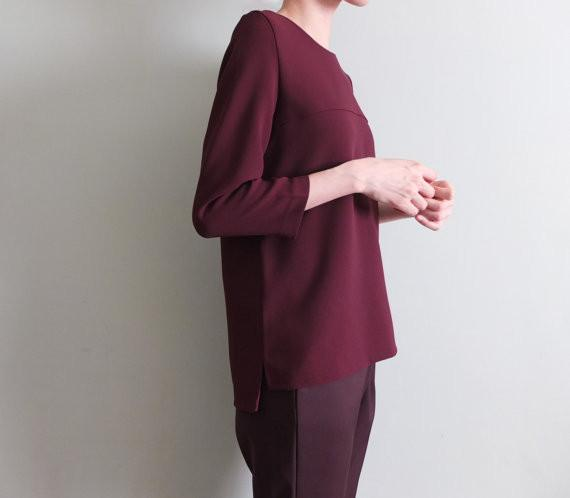 Minimalist Top (Over 100 colours!!)