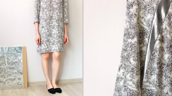 Pollock dress {Sold out}