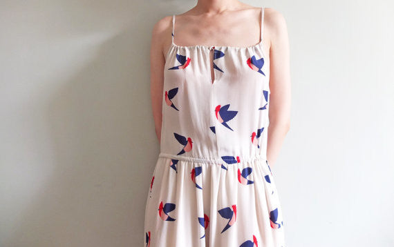 Oiseau dress-SOLD OUT