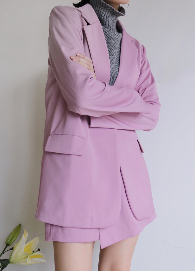 Soho suit set {lilac}
