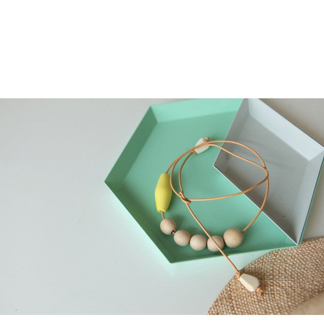 natura necklace-sold out