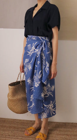 Beatrice skirt- pineapple print {limited edition}