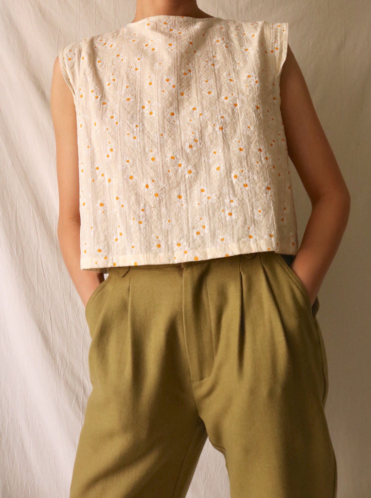 Daisy Blouse{limited edition}