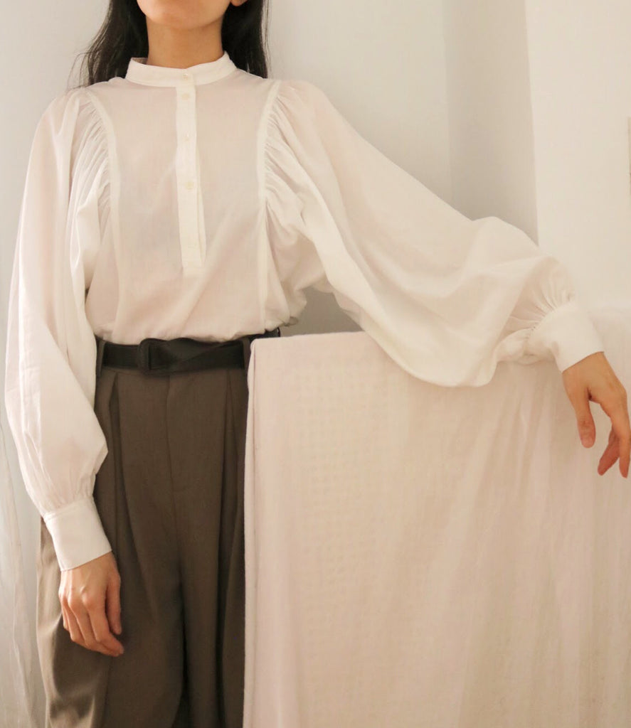 Florentina Blouse { limited edition }
