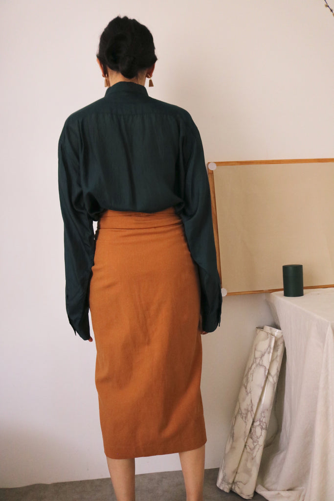 Lanae Shirt { Swedish Vintage }-sold out