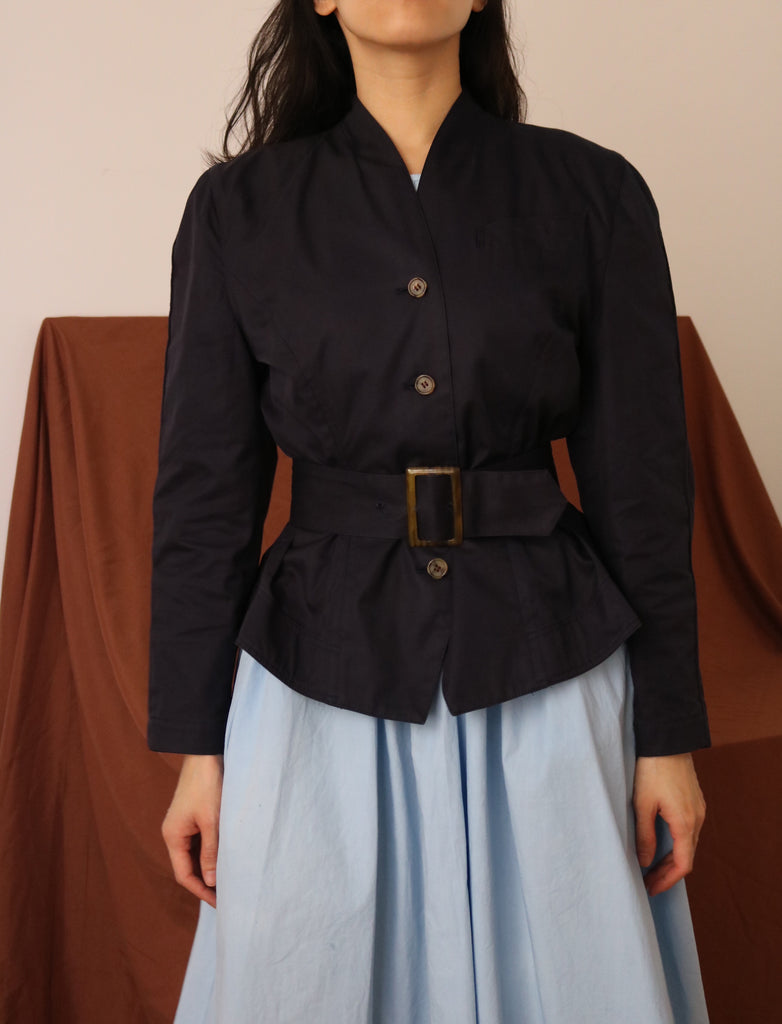 Elvira Jacket { French Vintage }-sold out