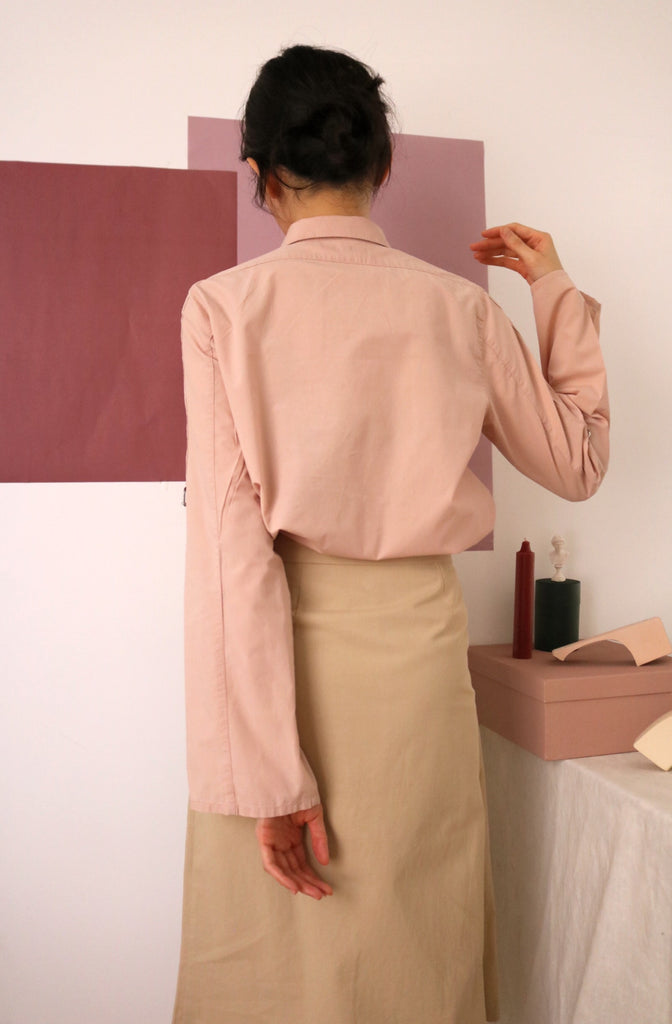 Ari Blouse {Danish Vintage}