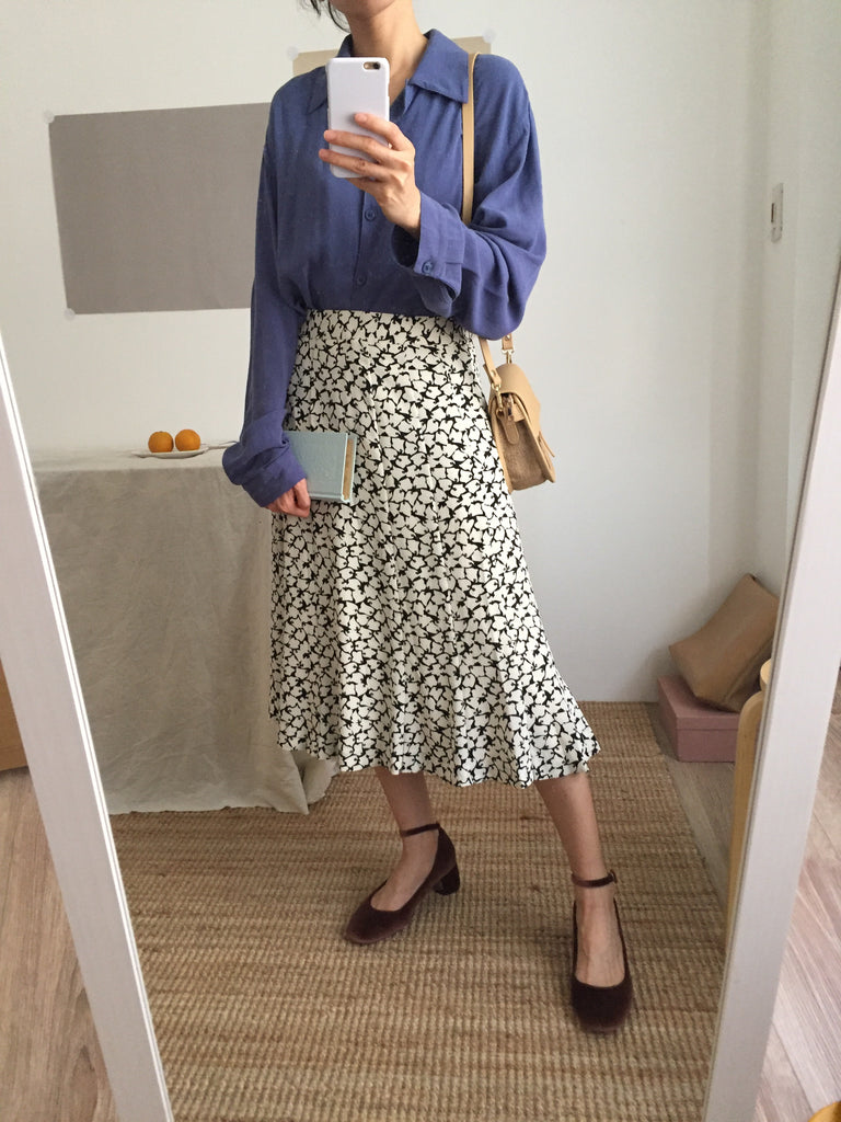 Innisfree Skirt { Japanese Vintage }-sold out