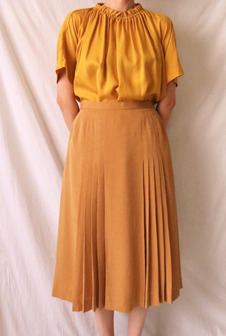 Willa skirt {Japanese vintage}