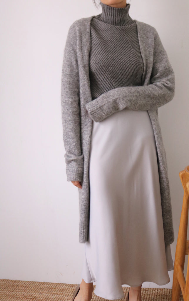 Julie skirt {Silver}