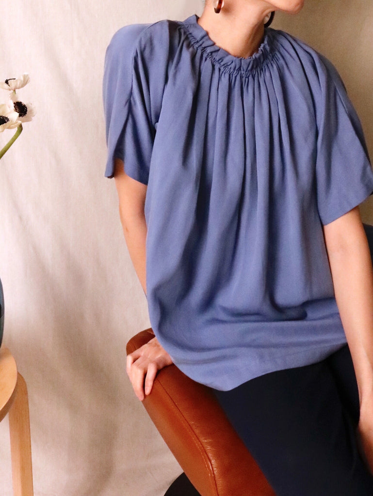 Alexa Blouse { more colours available}