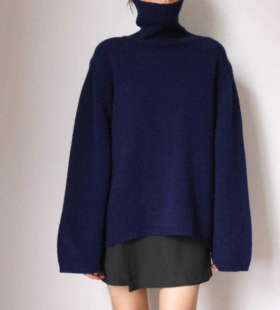 Liv Sweater-navy