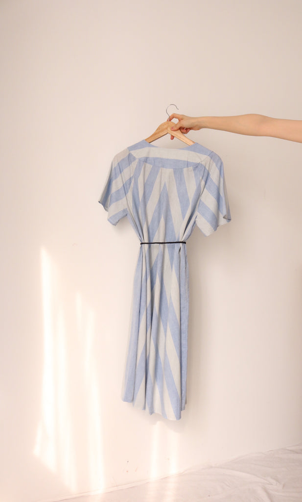 Ray dress {Japanese vintage}