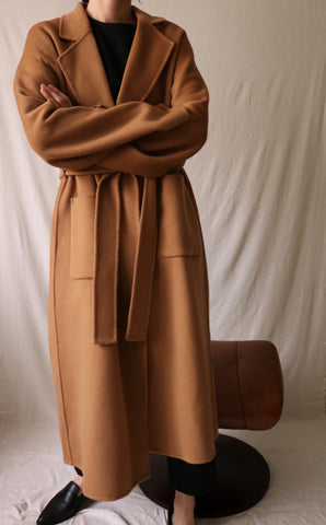 Ren Coat {maxi version, more colours available}