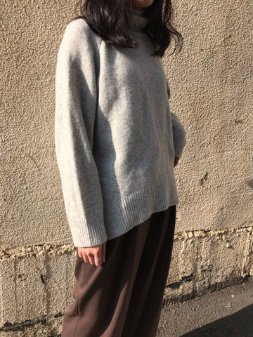 Jansen Sweater -light grey