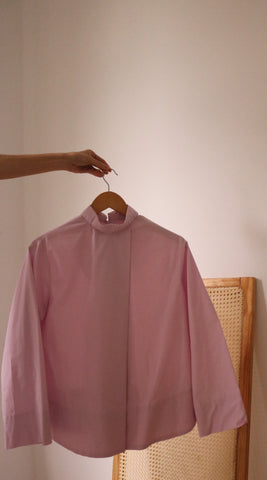 Utility Blouse (lilac, limited edition)