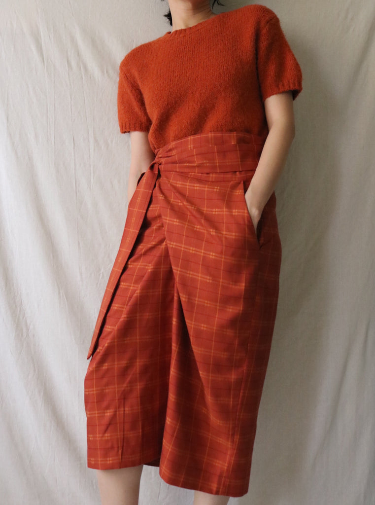 Ulla Skirt{Burnt Orange}*Limited Edition*