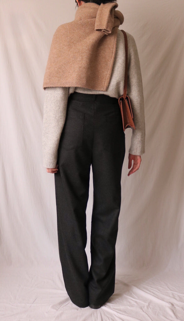 Jansen Sweater -light grey { clearance }