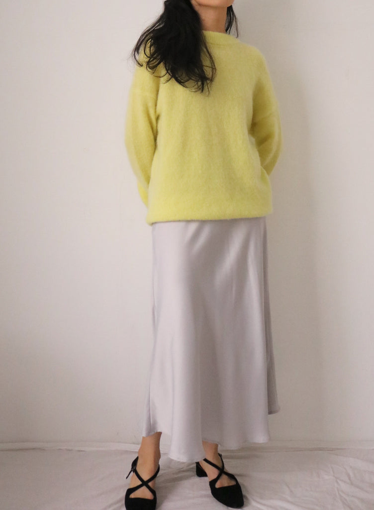 Andi Sweater -lime