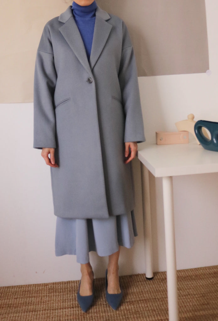 Teal coat {more colours avaialble}