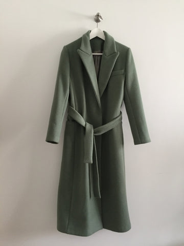 Apostrophe Coat {more colours available}