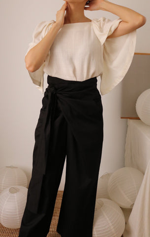 peintre wrap pants-sold out