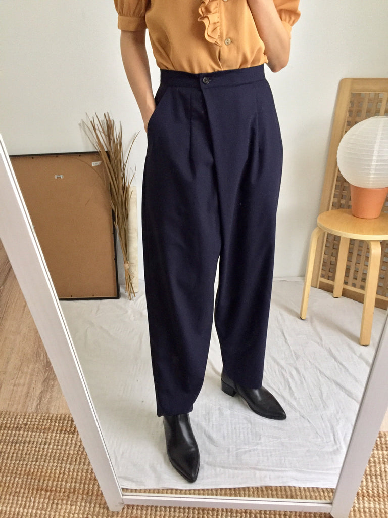 lucca pants {navy}