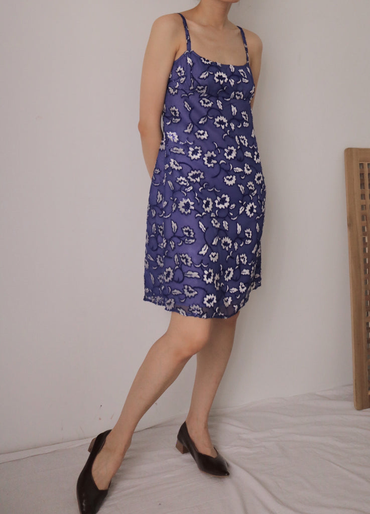 Valencia dress {Japanese vintage}