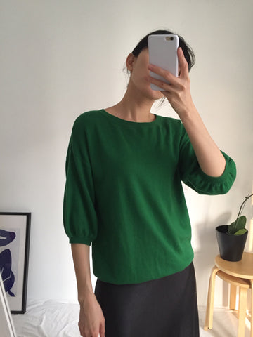 Envolée sweater (more colours available)