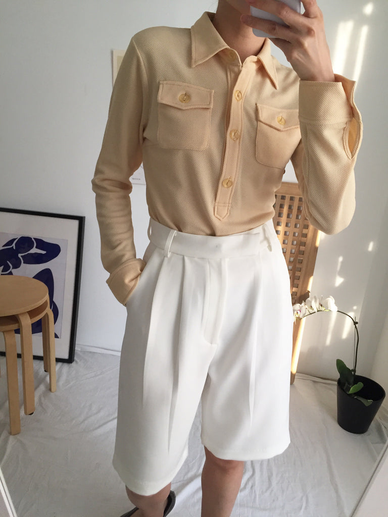 Norma Polo Shirt {Japanese vintage}
