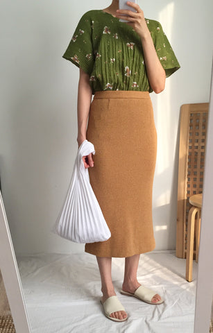 Virgil skirt {Japanese vintage}