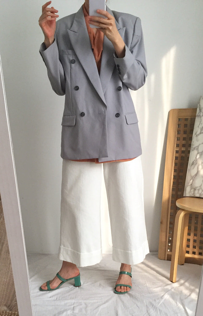 zumra suit jacket {Japanese vintage}