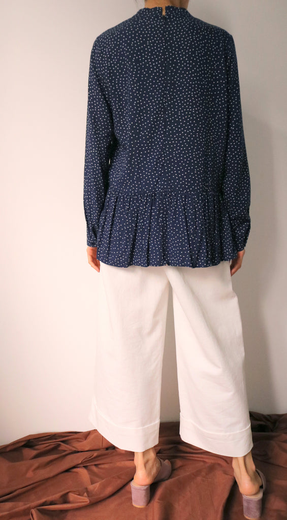 Ines Blouse (vintage)-sold out