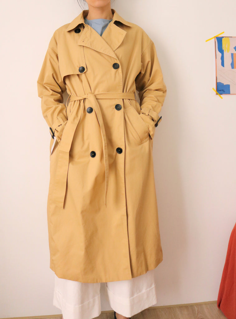Inverness Trench Coat