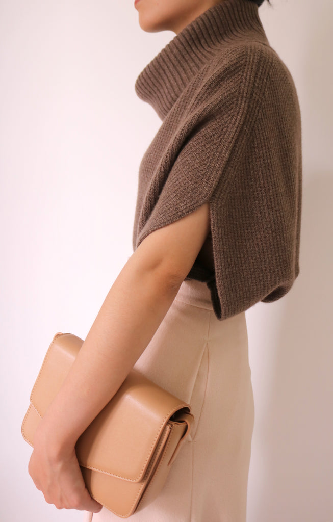 Jo Sweater (100 % Mongolian cashmere, more colours available)