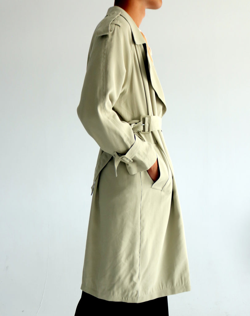 Ives trench-sold out