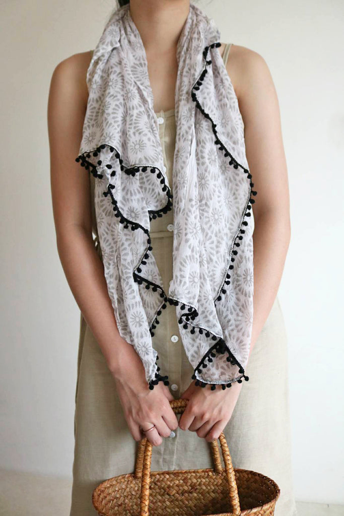Jaipur Scarf -made in India