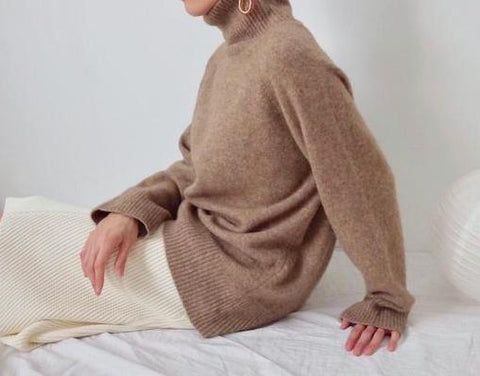 Jansen Sweater -Mocha