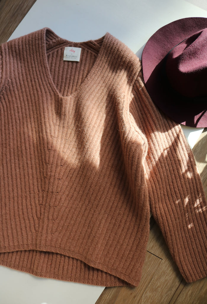 Karla Sweater-toffee