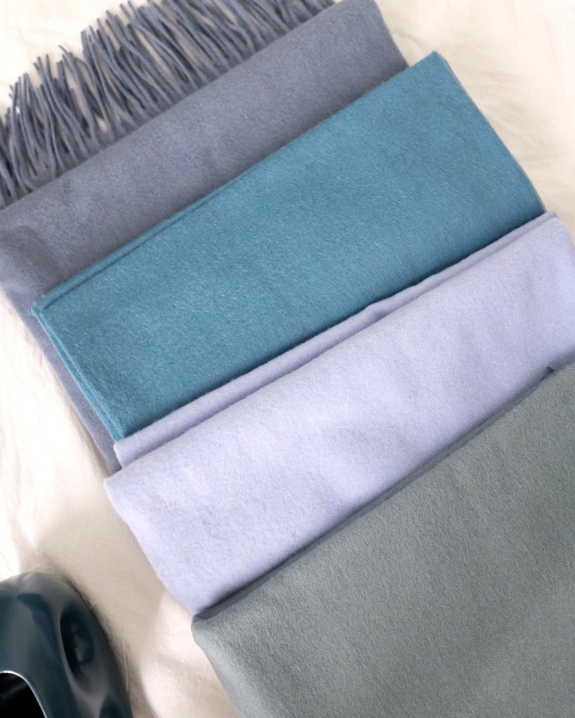 Lambswool Scarf (store bestseller, new colours added!!)