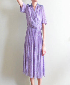 LAVENDER DRESS {soldout}