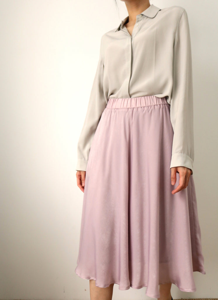 lilac skirt -limited edition(sold out)