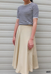 Lime skirt {Japanese vintage}