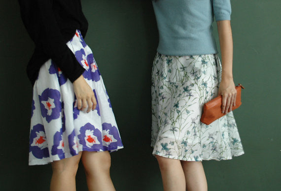 Moss skirt-sold out