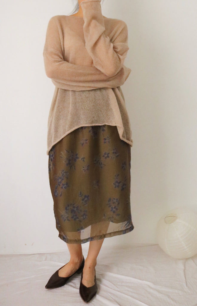 Nettle Skirt -limited edition