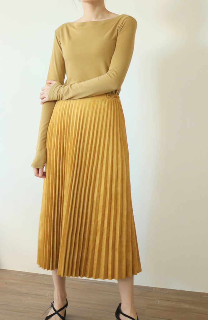 Marigold Skirt- vintage (sold out )