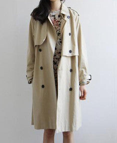 Martine trench {Soldout}